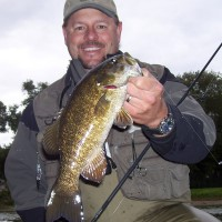 Legend Outdoors guided trips to Fox River photo 2 - Smallie fish